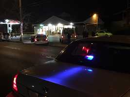 Officers said they found Clark, 28, of Manor Township, in front of the Turkey Hill store at Plum and Chestnut streets, in a roadway, about a block from the reported shooting at Shenk's Cafe.