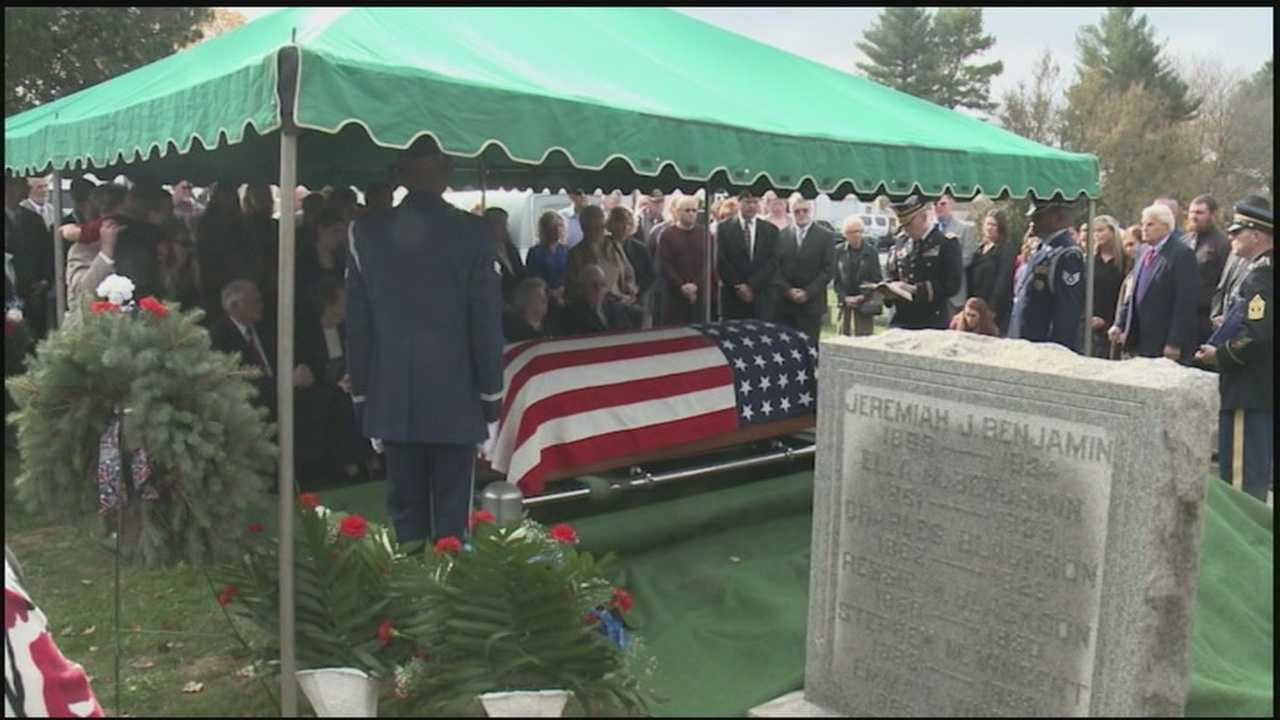 One family's veteran returns home on Veterans Day