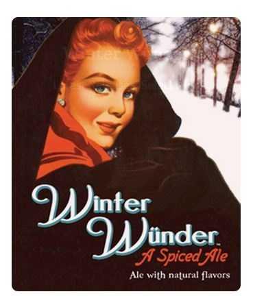 Winter Wunder from Philadelphia Brewing Company in Philadelphia, PA.
