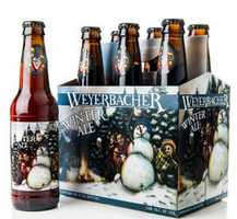 Winter Ale from Weyerbacher Brewing Company in Easton, PA.