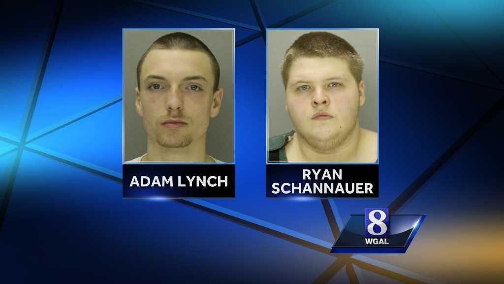 Ryan Schannauer, 20, and Adam Lynch, 21, are accused of killing 23-year-old Ashley Kline in January of 2014.
