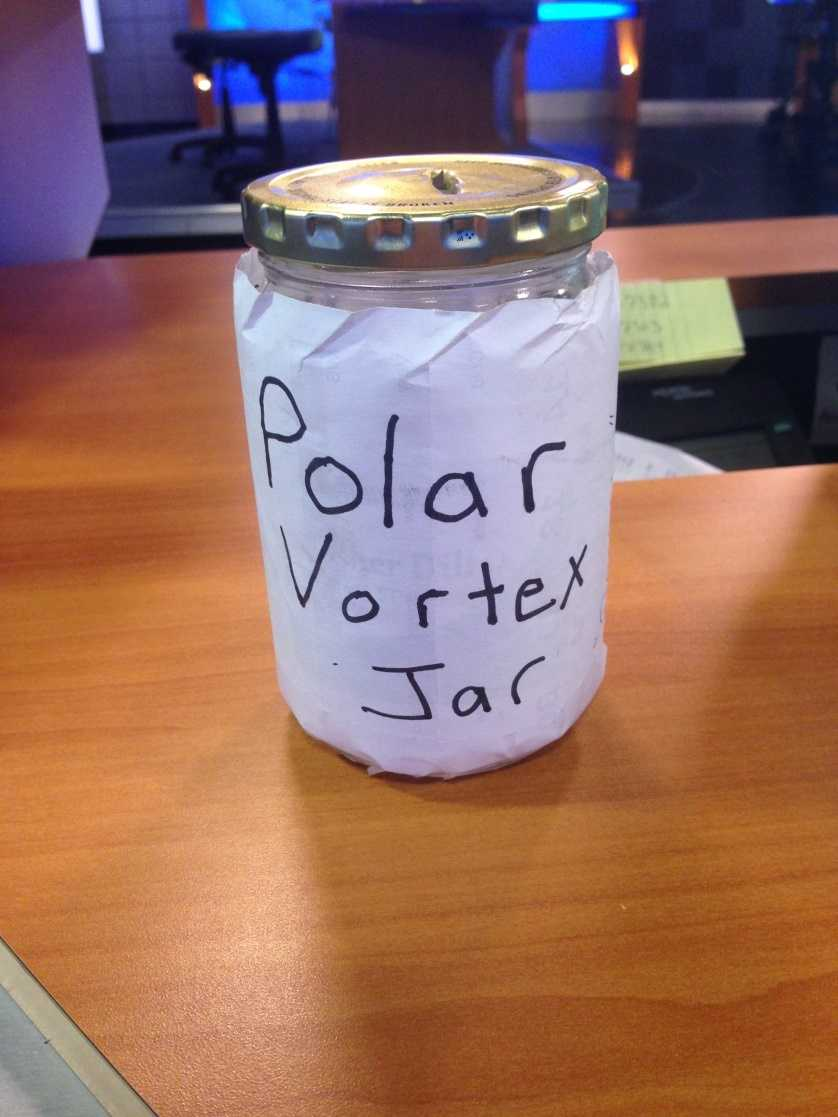 "The term ""polar vortex"" has been popping up in forecasts for awhile now, but that doesn't mean it's always correctly used. After hearing the term so many times last year (many times misused), the News 8 Storm Team created the ""Polar Vortex Jar"" to help curb the mentions of it. Click through to learn more."
