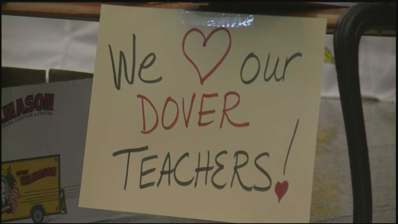 Washington Township is in the process of leaving the Dover Area School District and moving to Northern York School District.