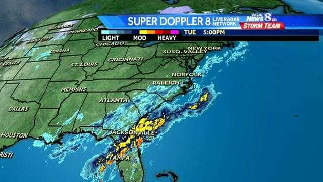 Wintry weather is headed for the Susquehanna Valley. Most of the Susquehanna Valley could get 3 to 6 inches of snow, but other areas could get more.