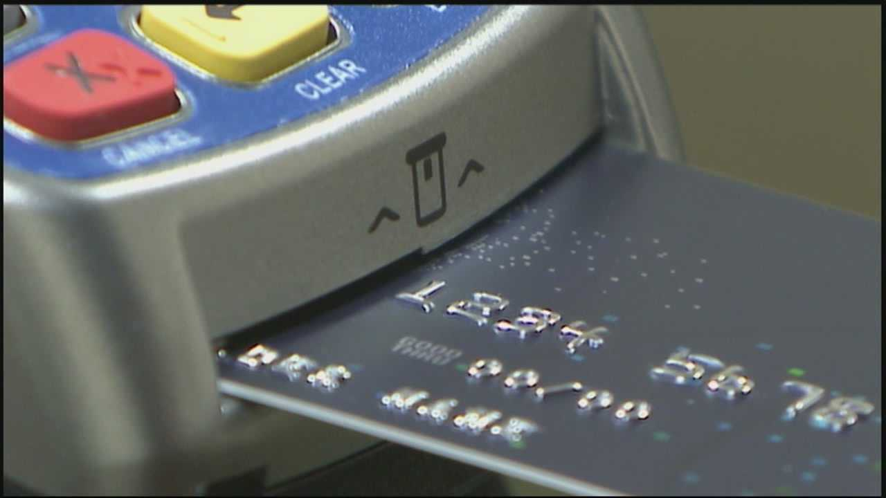 Next year will be the beginning of the end for your old credit card.