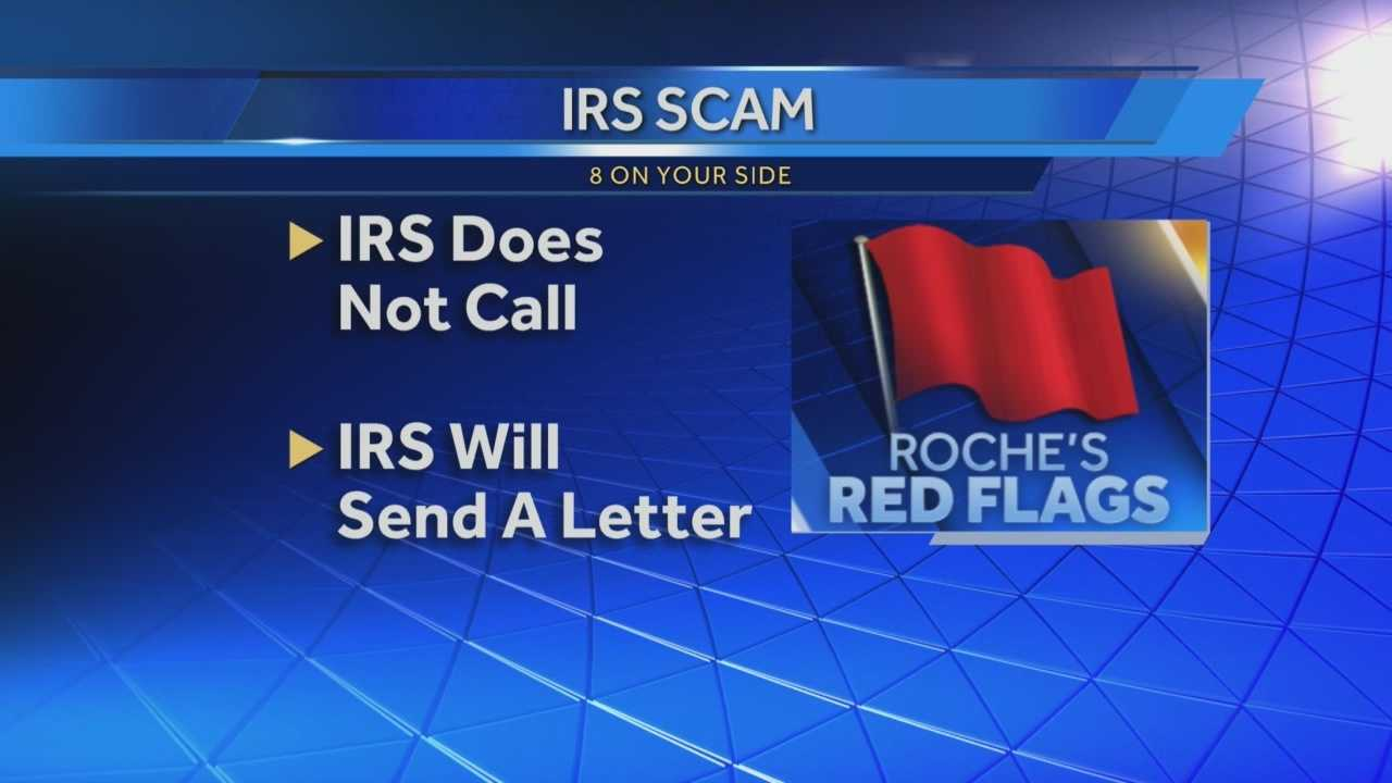 IRS scam is targeting you now