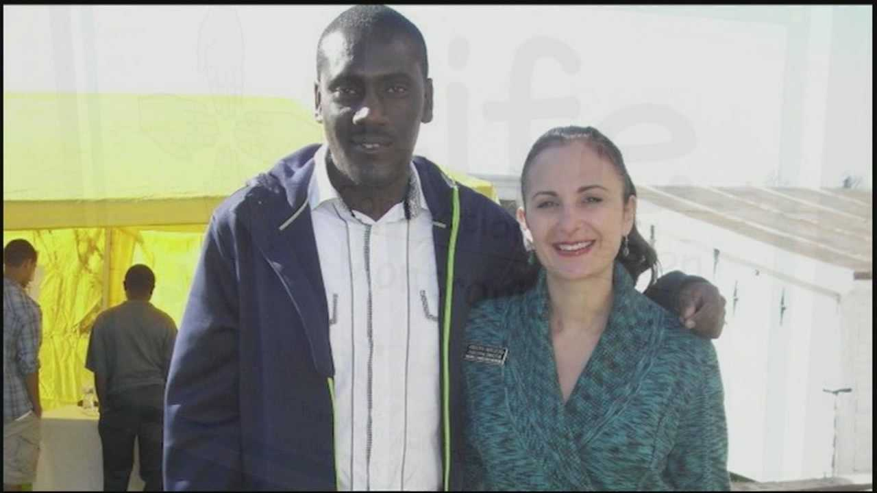 A Haitian man is very thankful to a woman in the Susquehanna valley who helped him get surgery for a condition that was threatening his life and the quality of it.
