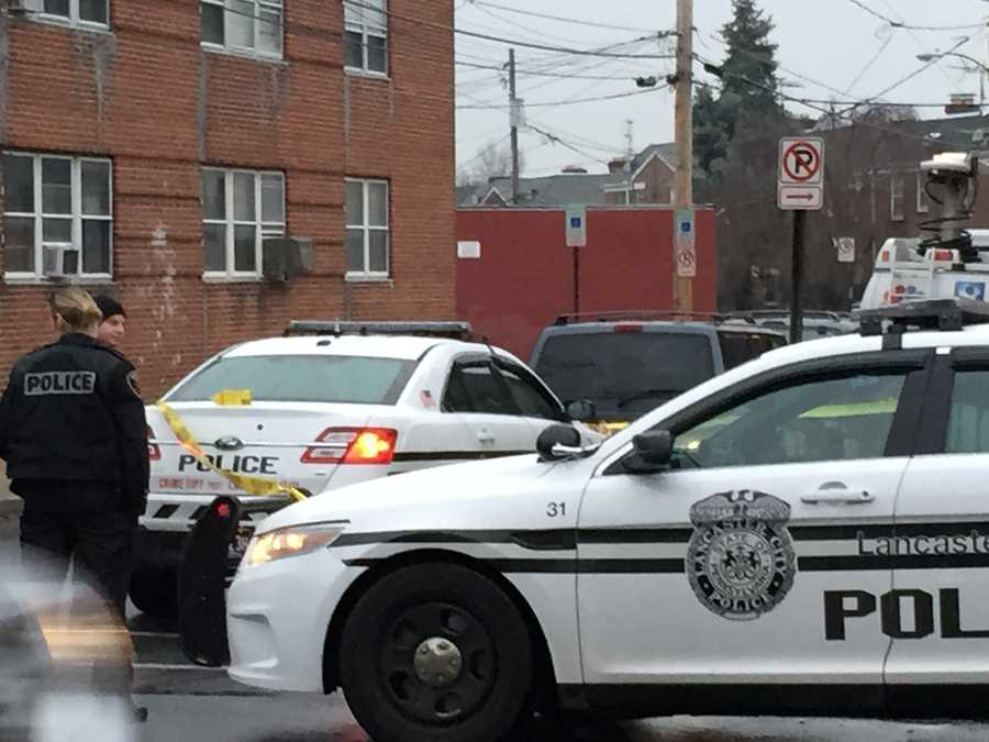 Police are investigating a shooting in Lancaster City.