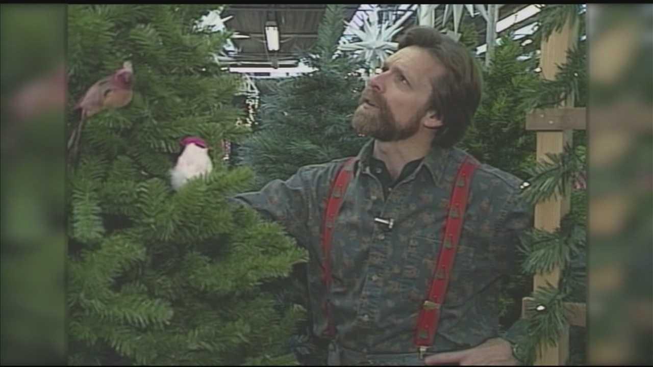 Your Christmas tree can keep on giving.