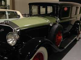 1929 Stearns-Knight