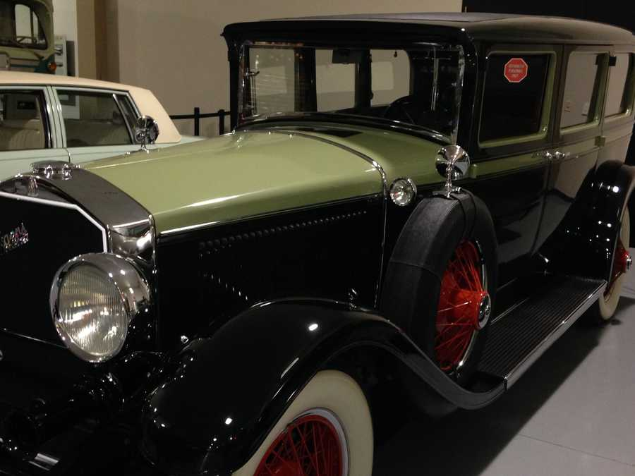 1929 Stearns-Knight