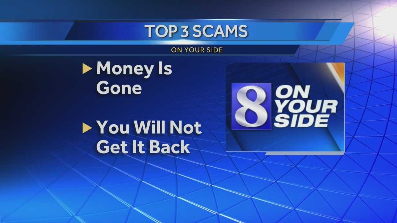 Every minute of every day, scammers are trying to get someone else's money. When the day comes that a scammer targets you, make sure you're aware of the latest scams.