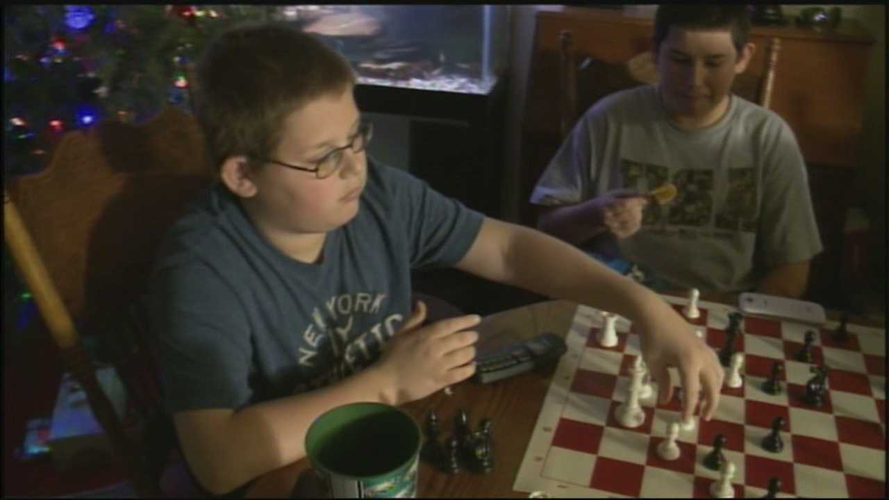 A 12-year-old York County boy is losing his eyesight, but not before the community steps-up to help him see things he has never seen before.