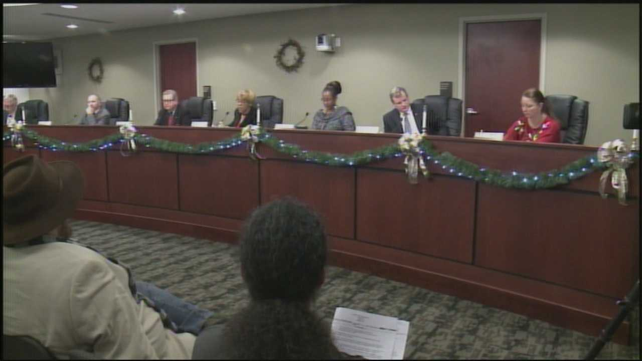 In York, City Council met Tuesday night to pass a budget that could pay the bills and save jobs.
