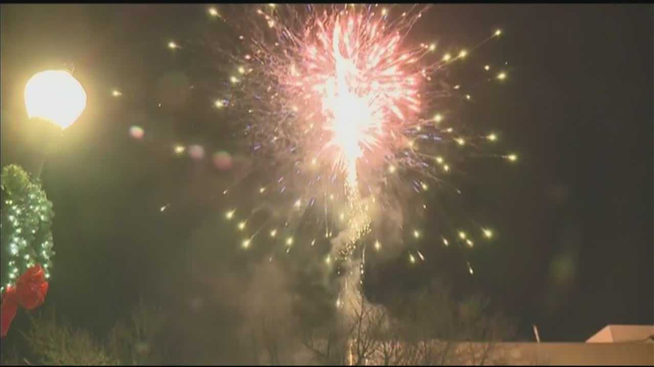 Revelers ring in 2015 across the Susquehanna Valley.