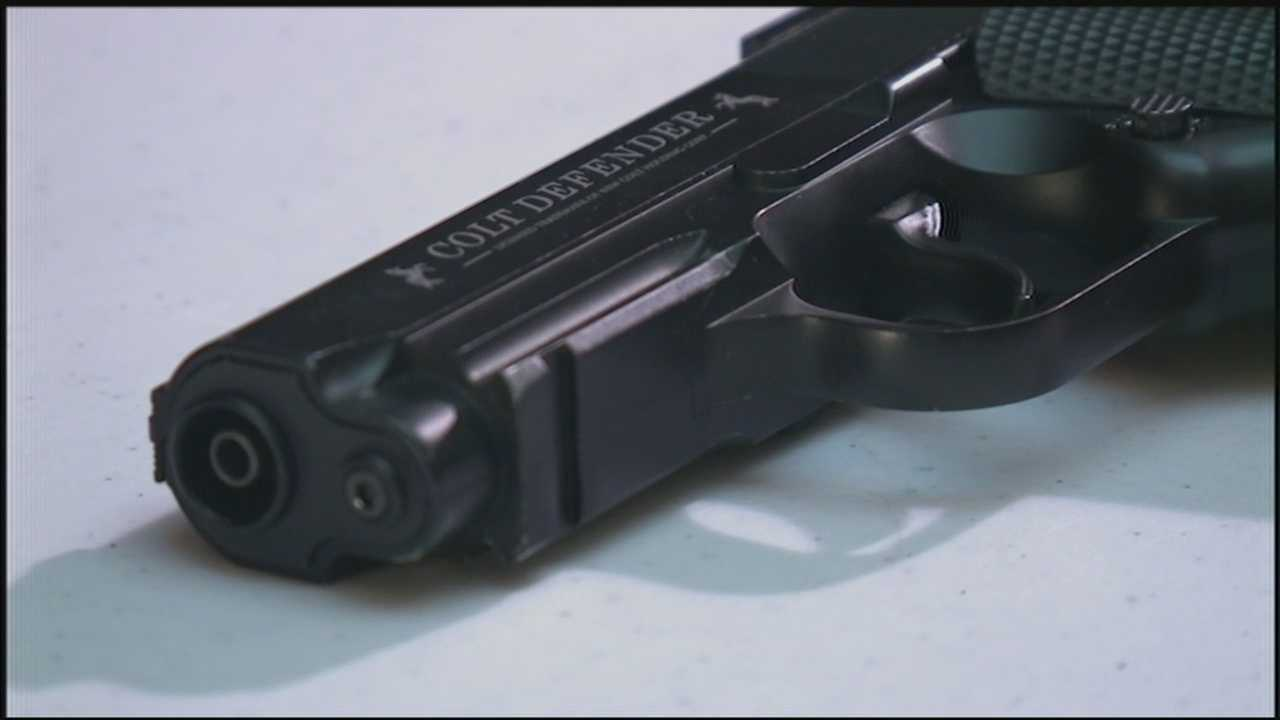 Harrisburg police are facing a new challenge: figuring out whether a gun is real or fake.