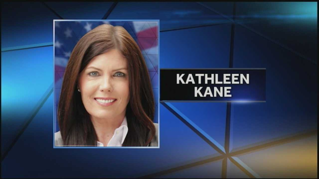 A grand jury is recommending that criminal charges be filed against Attorney General Kathleen Kane.