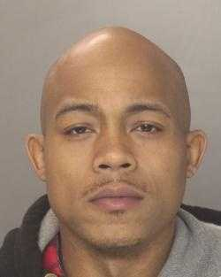 "THOMAS L. CUNNINGHAM (35 y/o, 150 lbs., 65"") Cunningham is wanted for alleged possession of marijuana."