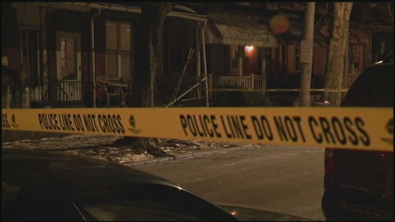 Death is city's first homicide of 2015