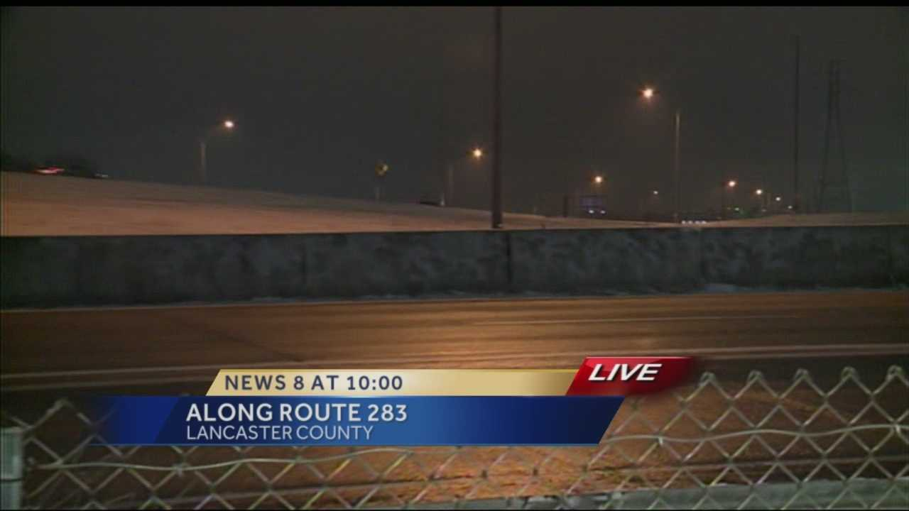 PennDOT is prepared to send more crews out before morning rush hour if necessary.