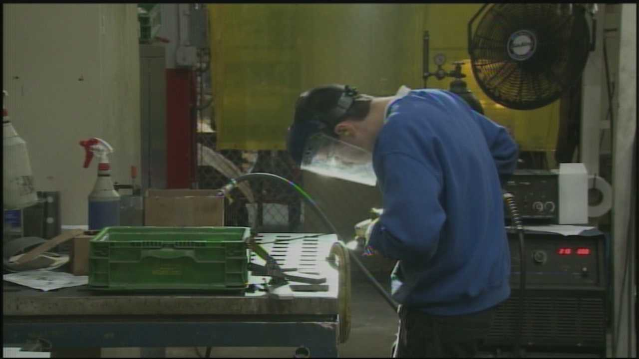 A York County manufacturer wants to ramp up production, but it's have trouble finding qualified candidates.