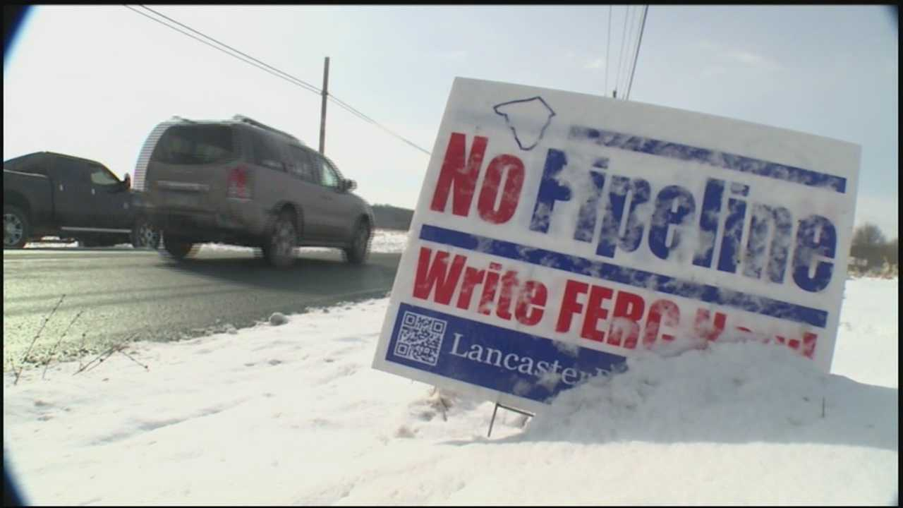 Fight over proposed pipeline in Lancaster and Lebanon counties continues