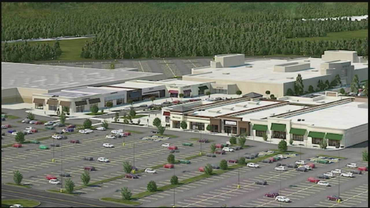 The traditional mall is changing, partly due to the economy and partly due to a plan to change the shopping experience.