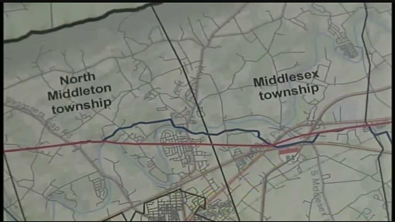 Some Susquehanna Valley land owners met with a national company on Wednesday that wants to install a natural liquid gas pipeline.