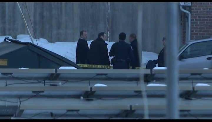 Shreiner is in police custody.