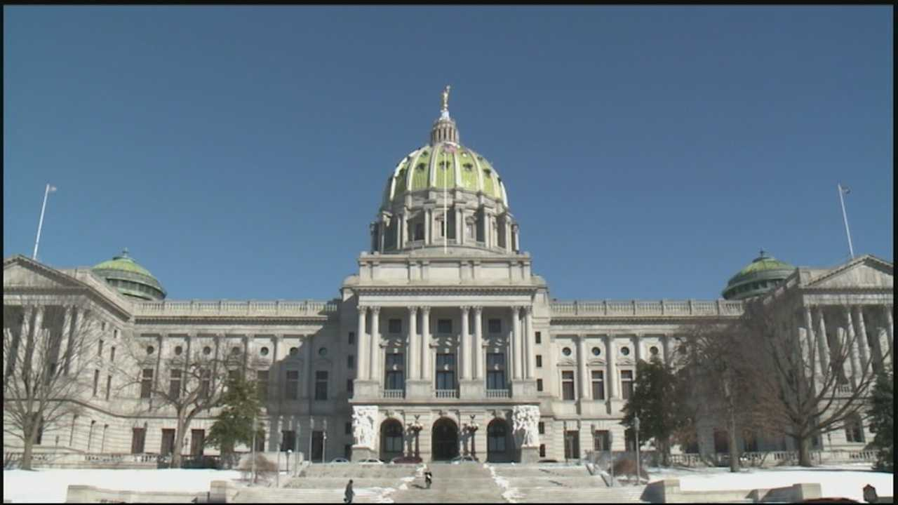 With a week until Gov. Tom Wolf's first budget address, the state capitol is abuzz with talk of taxes.