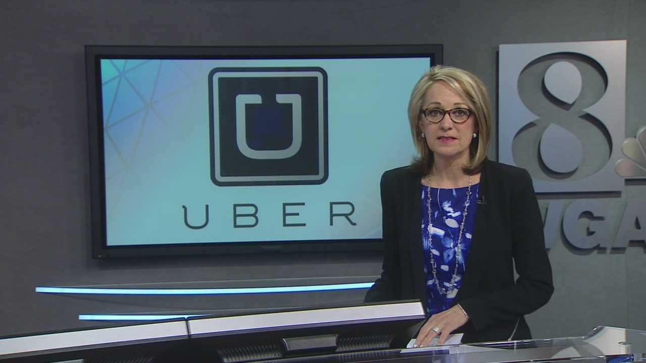 A month after Uber arrived in the Harrisburg area, a taxi cab company is losing business to the new company.