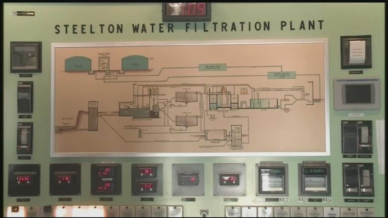 Steelton, Dauphin County is working to correct another violation involving its water system.