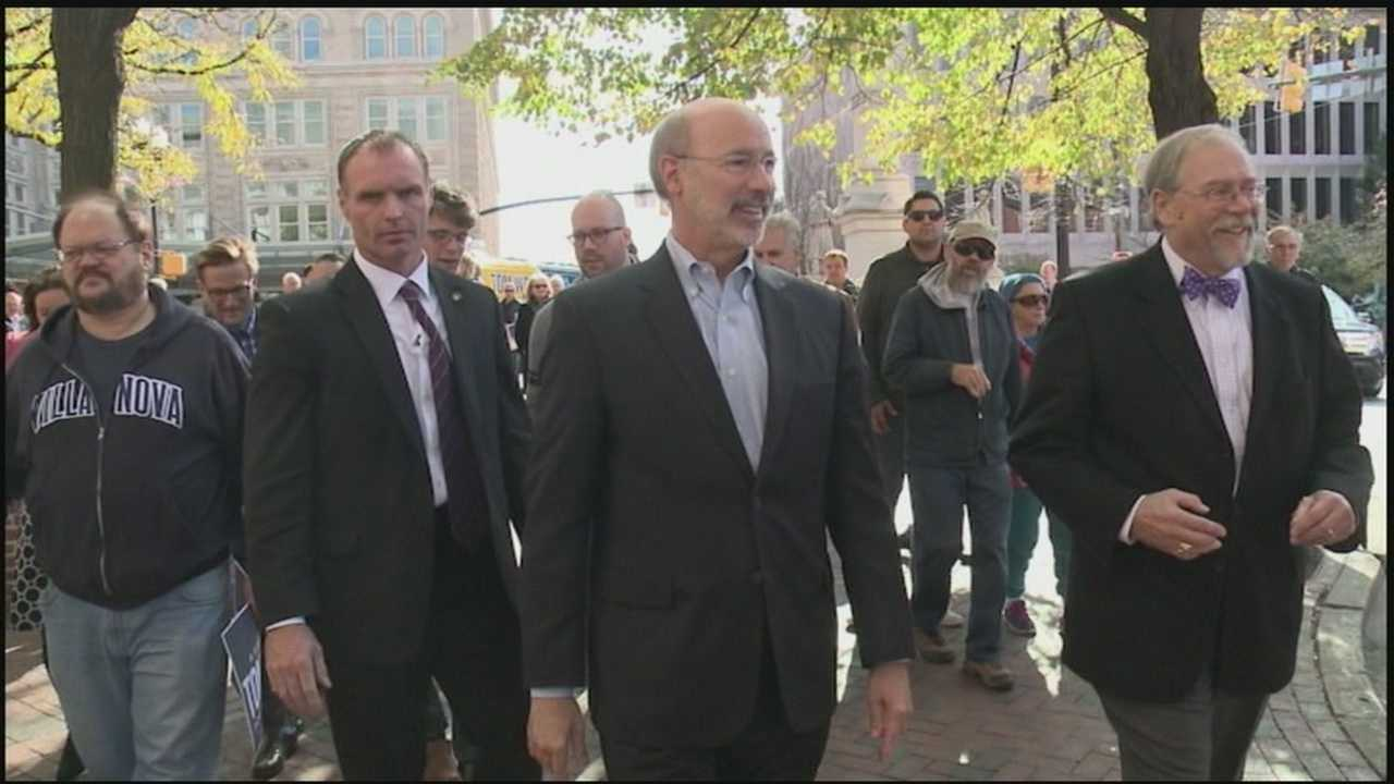 Wolf wants across-the-board personal income tax jump for most Pennsylvanians.