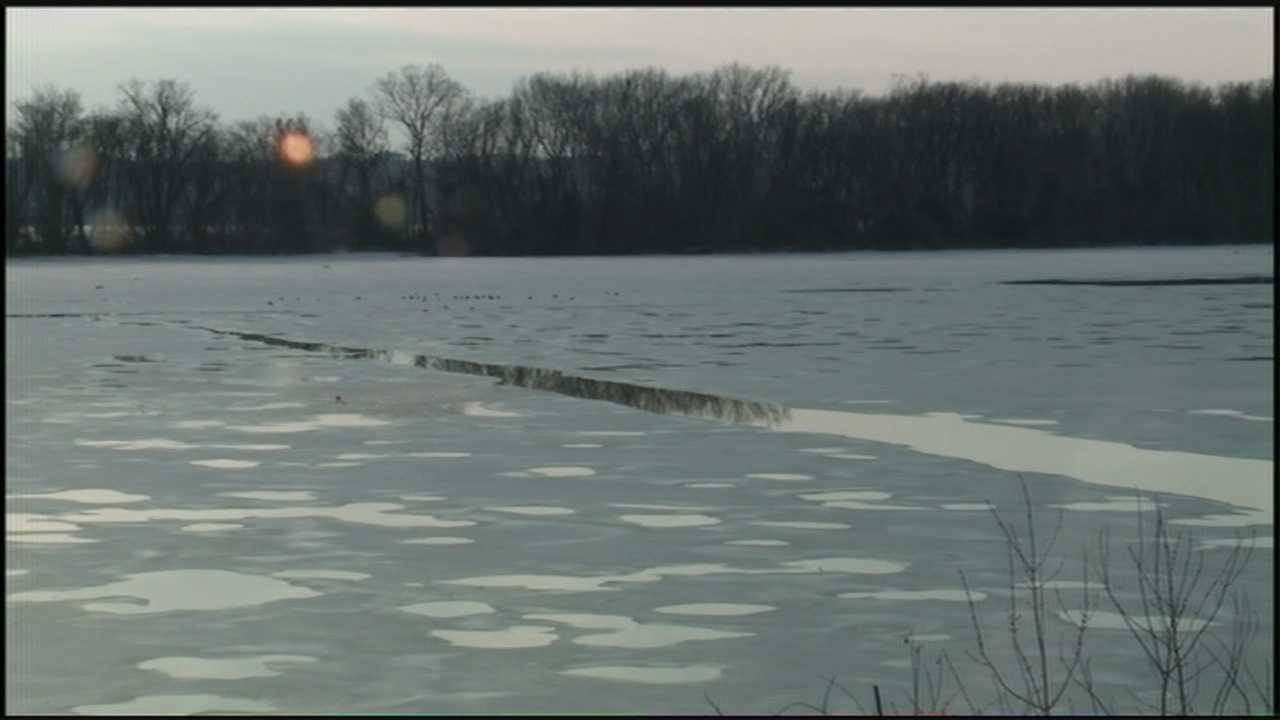 With the weather warming up, the experts who monitor the Susquehanna River are keeping a close eye on the river ice.