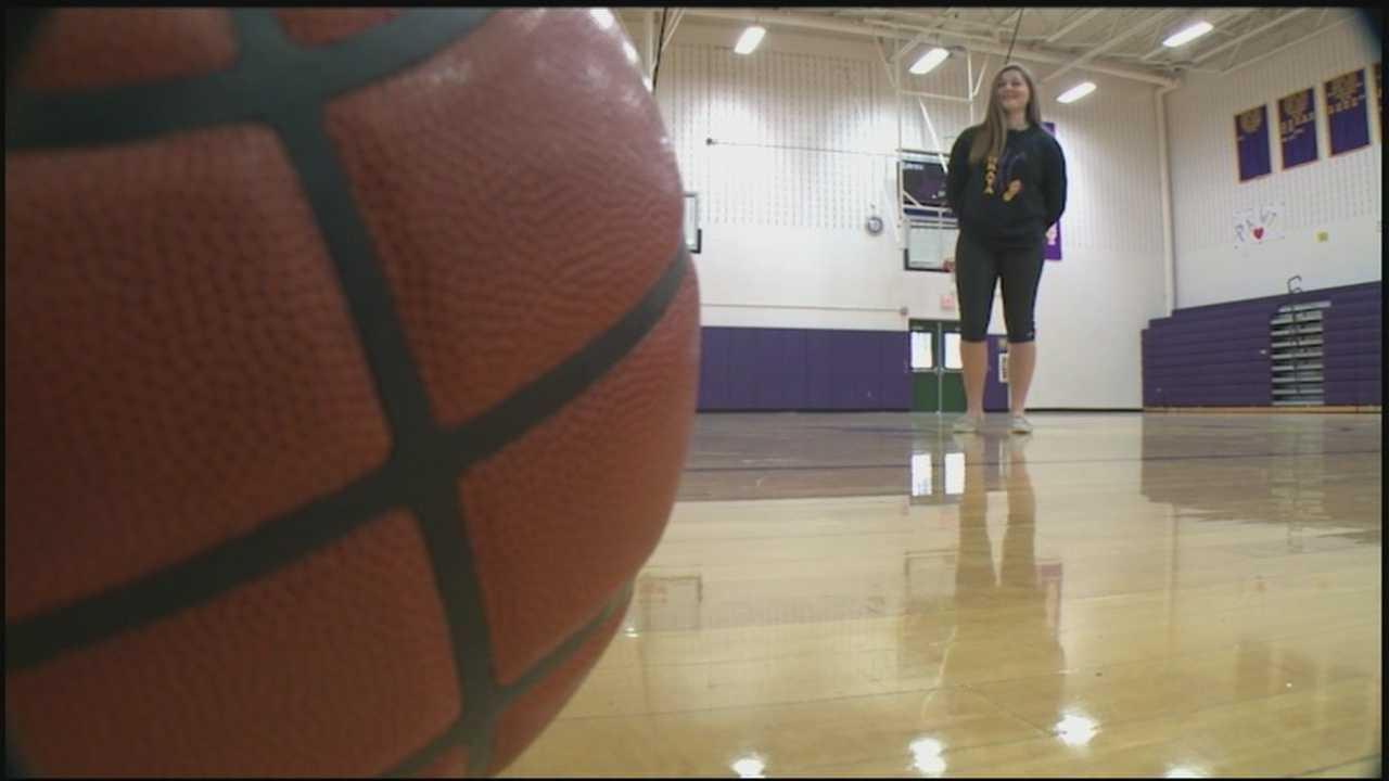 Ephrata's Kandice Liebl takes #1 spot on Sports Center's Top Ten Plays