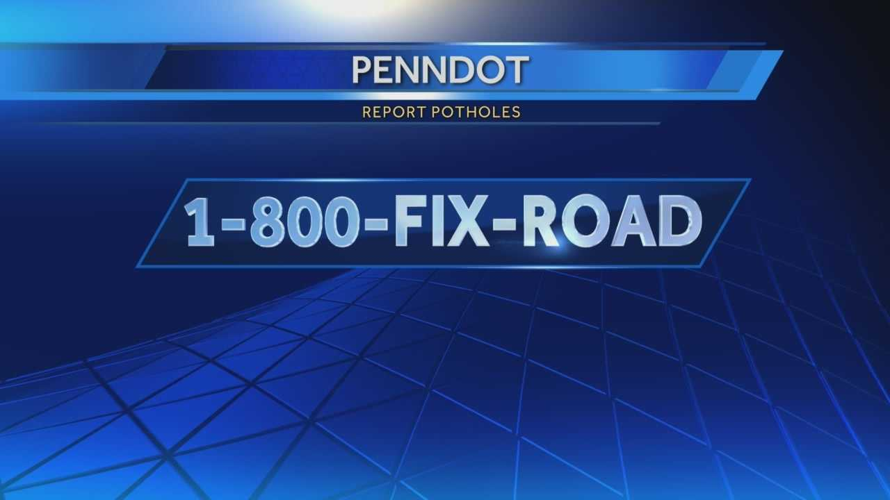 Chances are you have experienced the axle-bending thud of your car meeting a pothole, and PennDOT says it could get worse.
