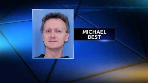 MUG SHOT: Michael Best
