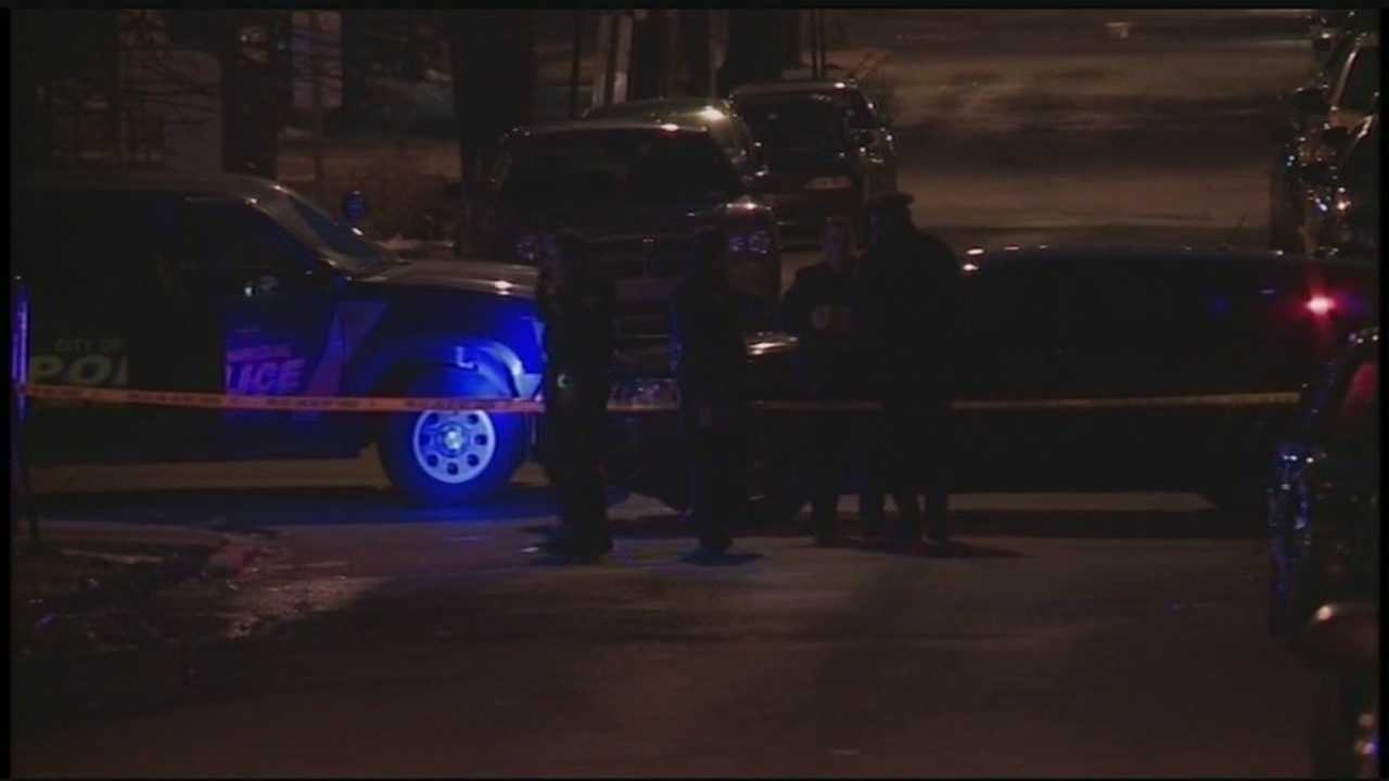 Police are looking into whether two recent shootouts in Harrisburg are connected.