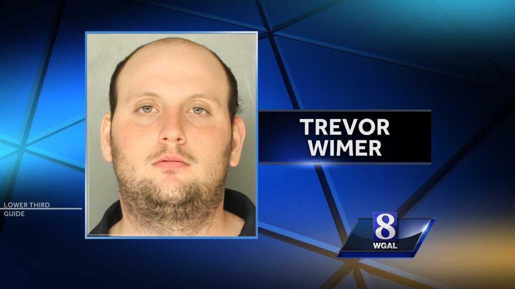 MUG SHOT: Trevor Wimer