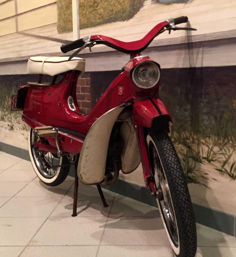 1960 Peugeot