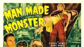 "Lon Chaney Jr. stars in a classic ""shocker"" this Saturday night"