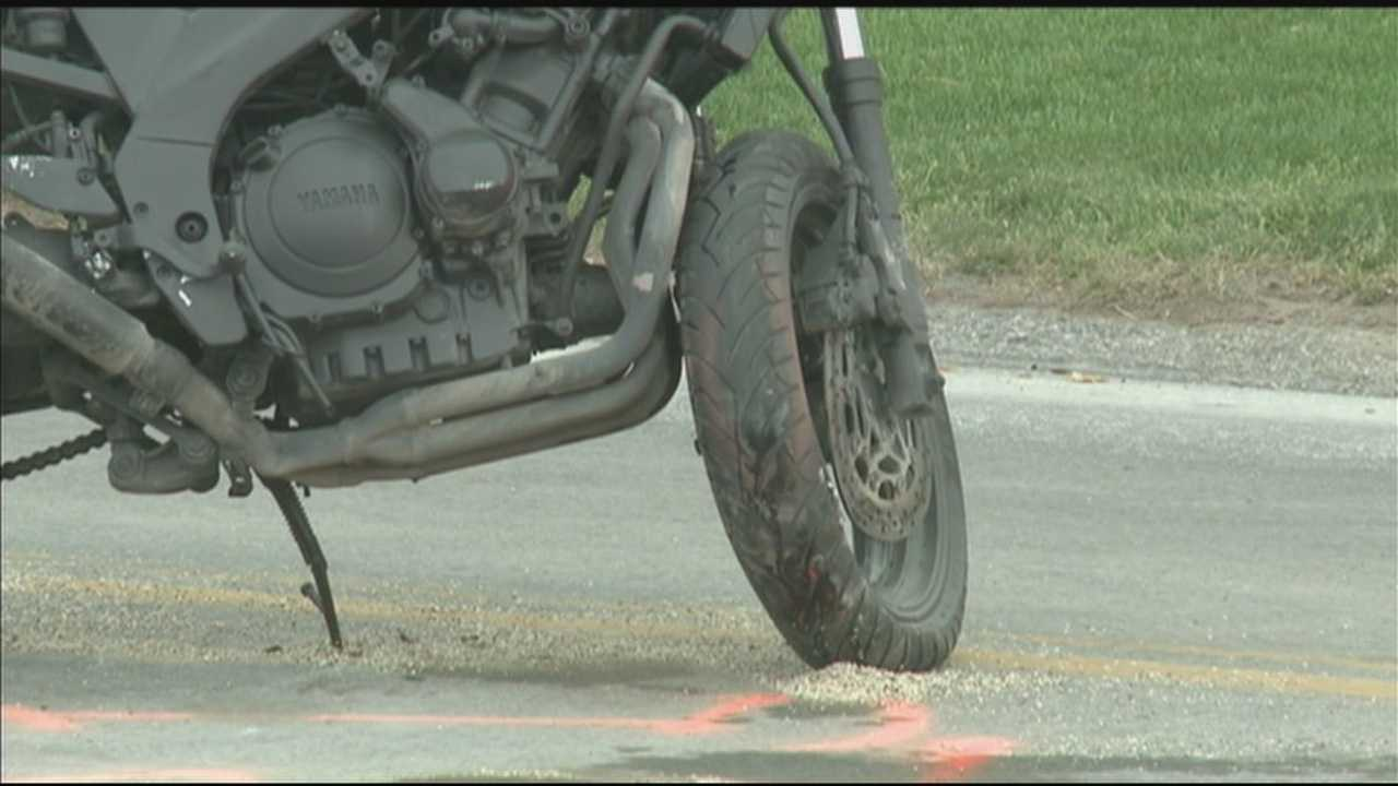 A man is dead after a crash in Lancaster County.