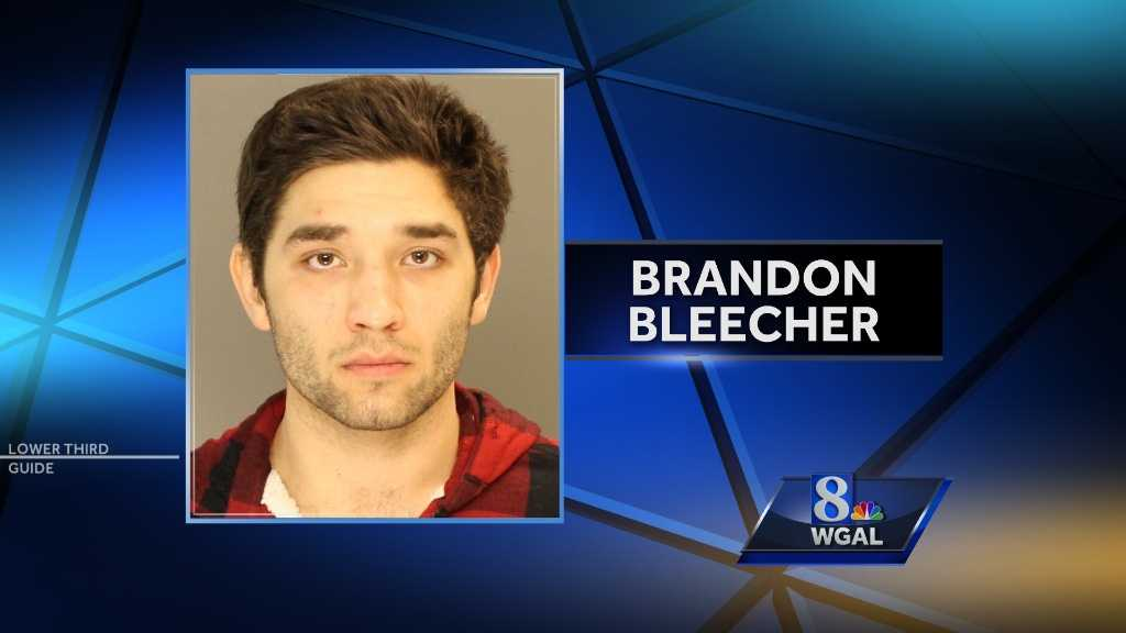 MUG SHOT: Brandon Bleecher