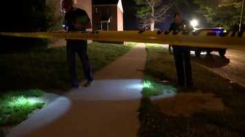 A 20-year-old man was shot and killed late Sunday night in Hall Manor in Harrisburg.