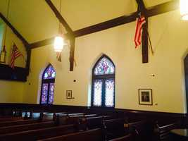 Today, the chapel is still used for musical activities and school gatherings.