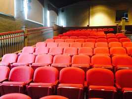 The plays were held inside the gymnasium, now remodeled into the Steinman Arts Center and Snavely Family Theatre.