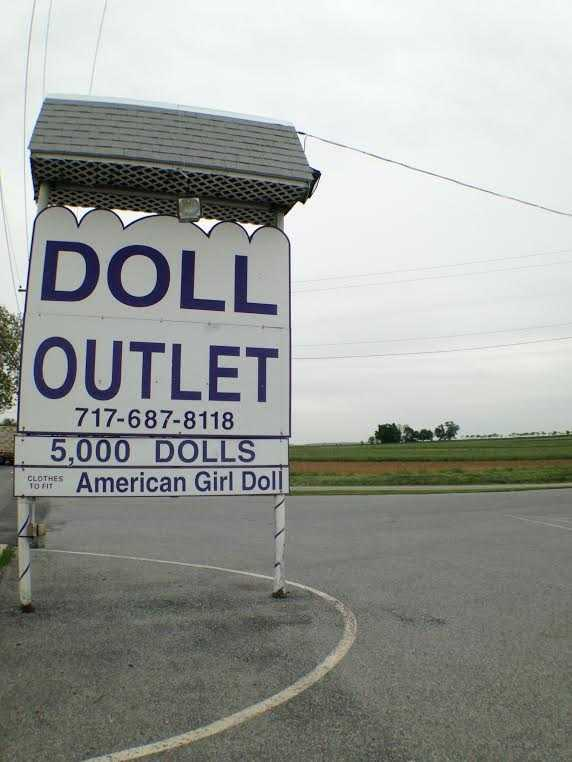 News 8 stopped by the 'Doll Outlet' on Route 30 in Lancaster County. Click through to get a peak at the 5,000 antique and lifelike dolls inside.