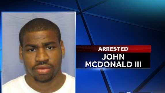 MUG SHOT: John McDonald III