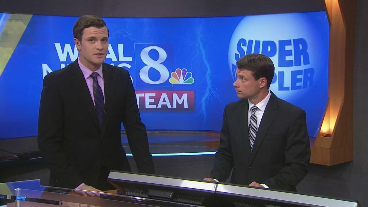 News 8 at Noon