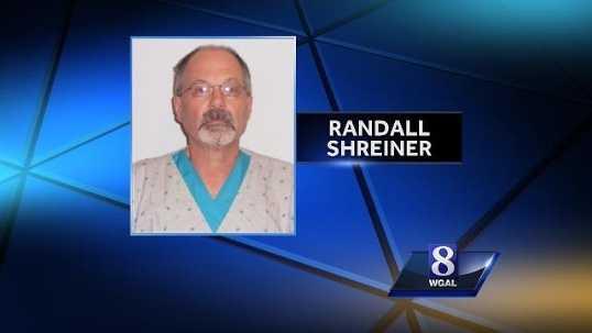 MUG SHOT: Randall Shreiner